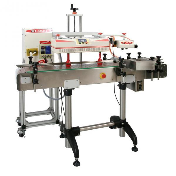 Full Automatic Aluminum Foil Sealing Machine (With Conveyor)